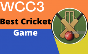 WCC3   Best Cricket Game